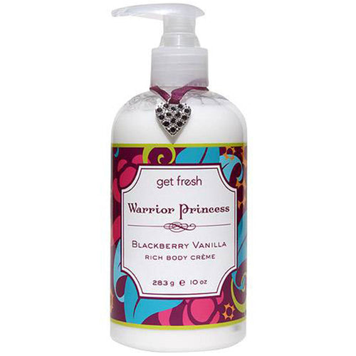 Rich Body Creme - Blackberry Vanilla