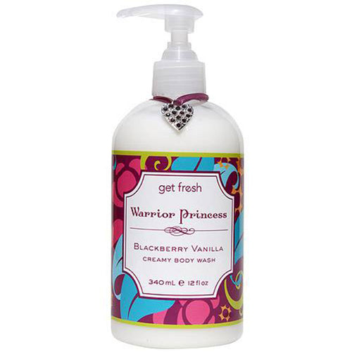 Creamy Body Wash - Blackberry Vanilla