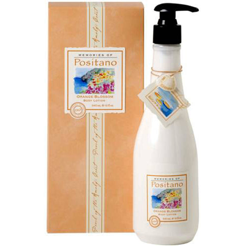 Positano Body Lotion - Orange Blossom