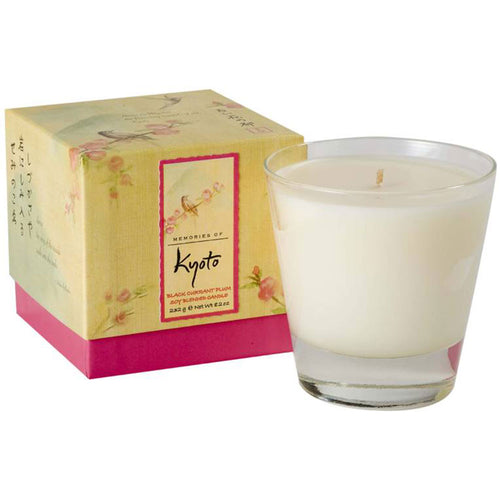 Kyoto Soy Blended Candle - Black Currant Plum