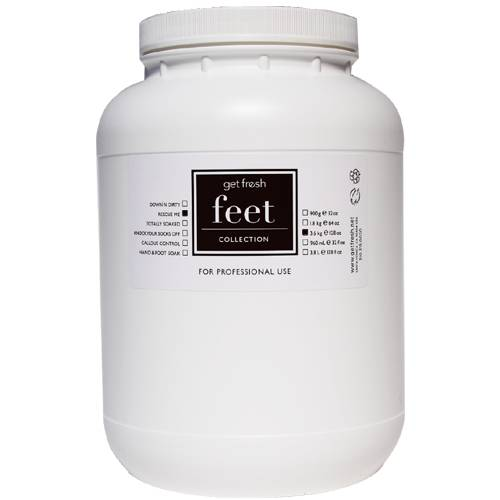 Rescue Me Foot Repair Cream 128 oz