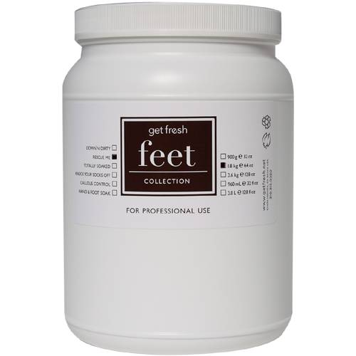 Rescue Me Foot Repair Cream 64 oz