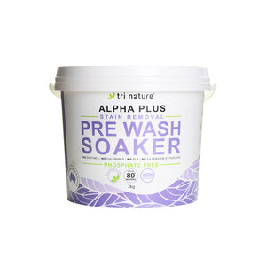 Alpha Plus Pre Wash Soak Powder