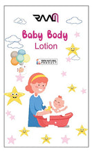 Load image into Gallery viewer, Baby Moisturizing Lotion for Normal, Dry or Sensitive Skin - Lightly Scented and Non-greasy