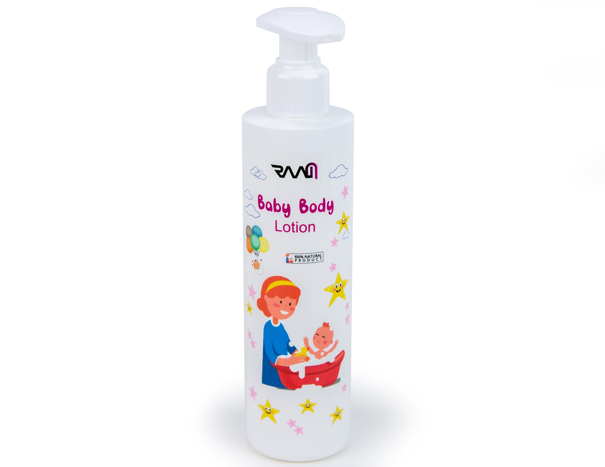 RAAM Gentle Baby Lotion