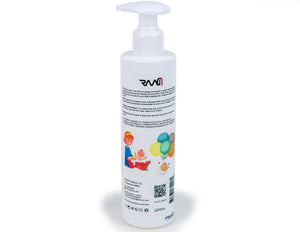 Baby Moisturizing Lotion for Normal, Dry or Sensitive Skin - Lightly Scented and Non-greasy