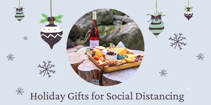 Social Distancing Holiday Gift Ideas