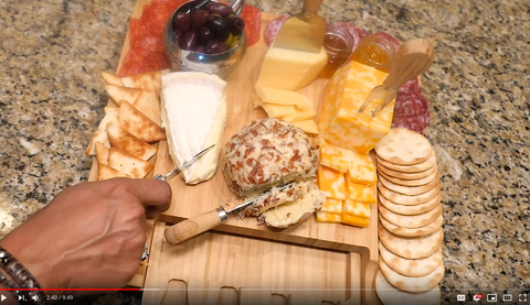 Cheese Board YouTube Review