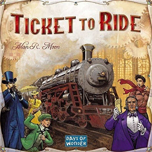 Ticket To Ride - Vistal Supply