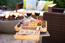 Cheese and Charcuterie Board with Utensils - Vistal Supply