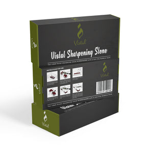 Knife Sharpening Stone - Vistal Supply