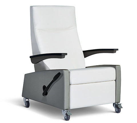 Patient Transfer Lay Flat Treatment Recliner