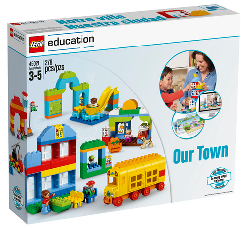 Lego Education Our Town Set 45021