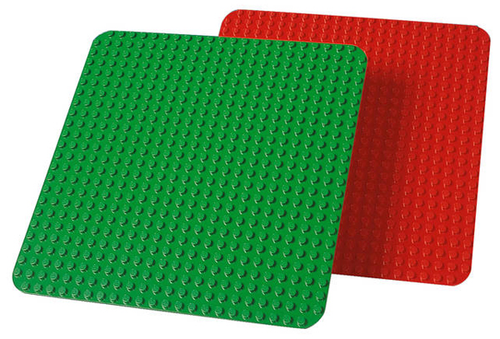 LEGO Education DUPLO Building Plates 9071