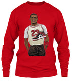 MJ LOGO Sweatshirt