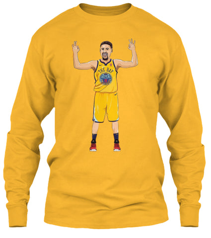 Klay Thompson LOGO Sweatshirt