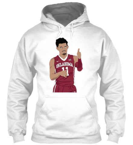 Trae Young LOGO  Hoodie