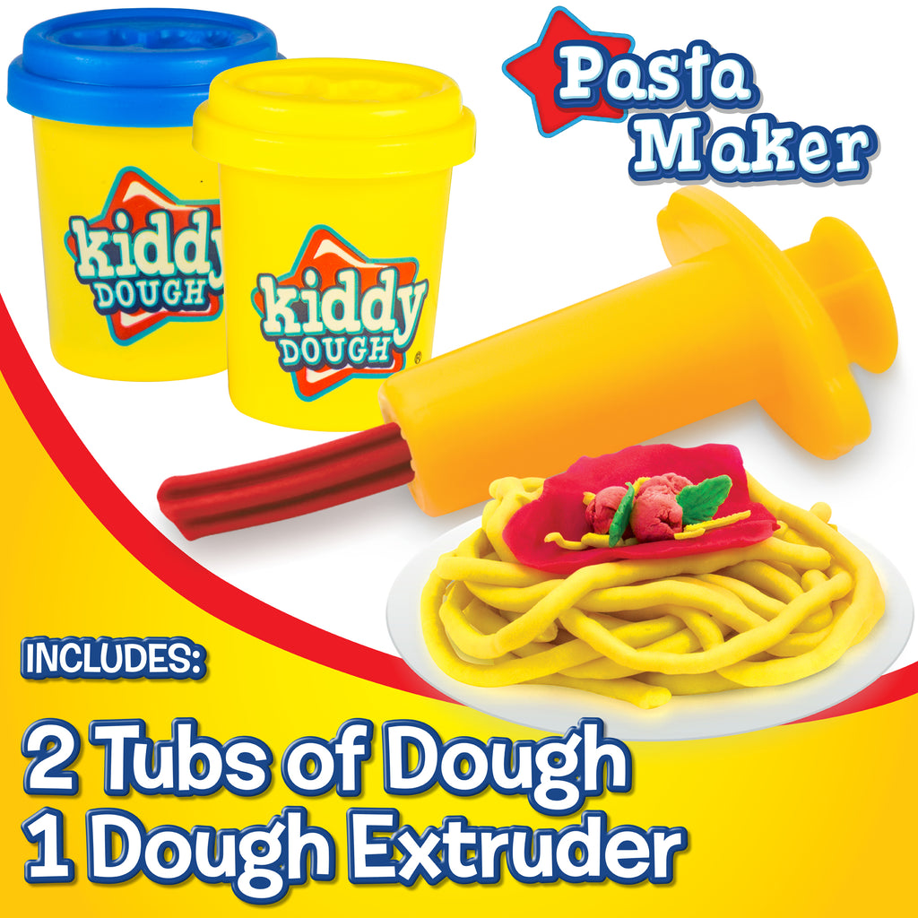 Deluxe 6-IN-1 Mega Play Dough Set
