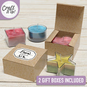 Candle Making Kit for Adults