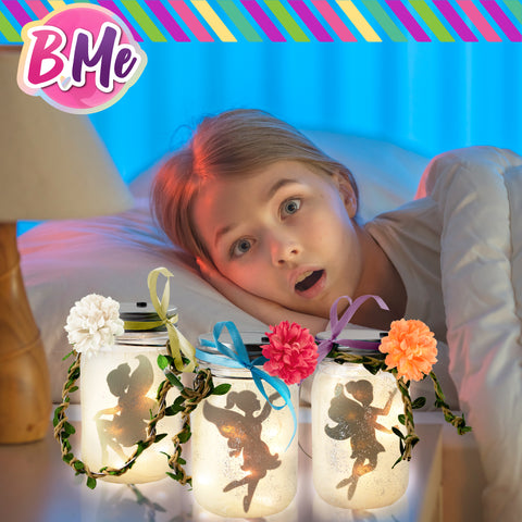 B Me Make Your Own Fairy Lantern Night Light