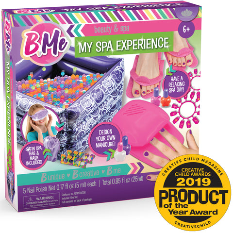My Spa Experience – Ultimate Kids Spa Kit