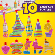 Super Sand Art Craft Kit for Kids