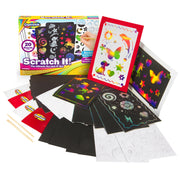 Deluxe Scratch It Activity Kit