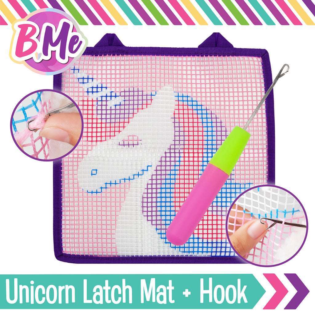 Ultimate Unicorn Latch Hook Kit for Kids