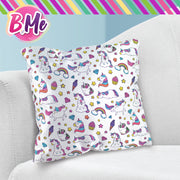 Sequin Surprise Unicorn Pillow for Girls