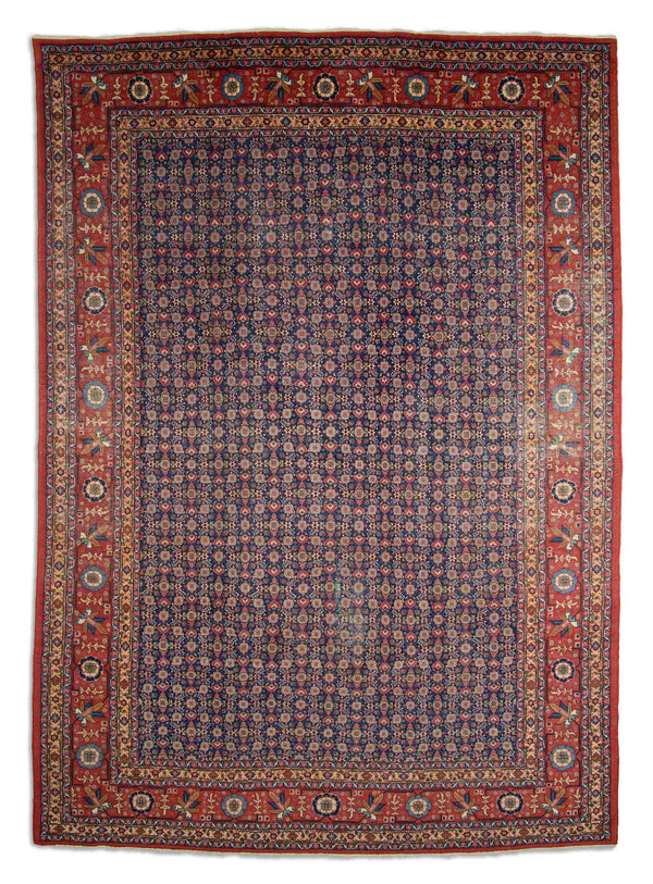 Old Tabriz <br /> 374 cm x 268 cm <br /> Nr. 73MP