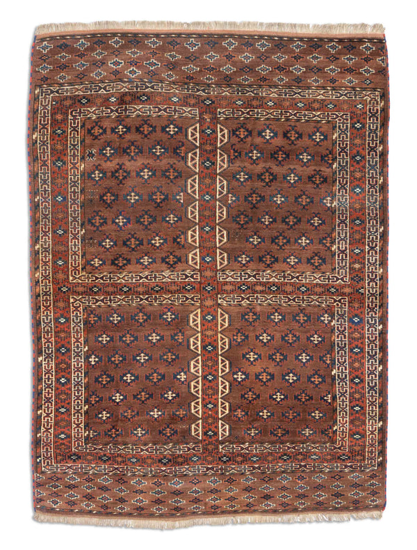 Antique Yomoudh <br /> 190 cm x 140 cm <br /> Nr. 46MP