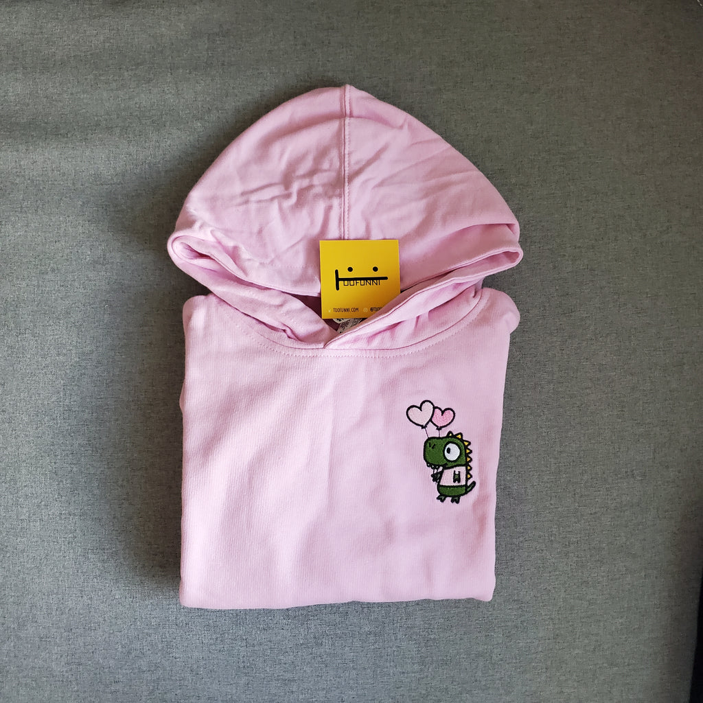PINK SHIRT DAY - TODDLER PINK HOODIE - 5/6T