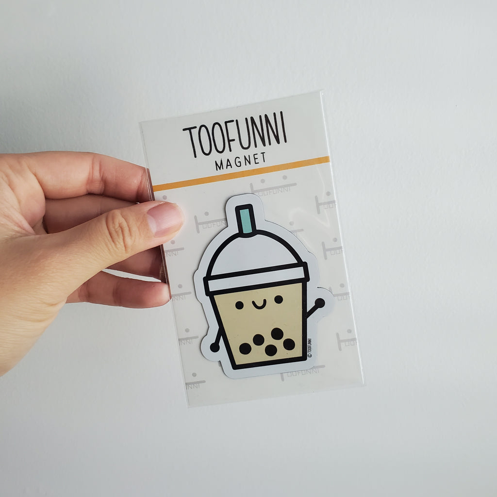 BUBBLE TEA - Magnet