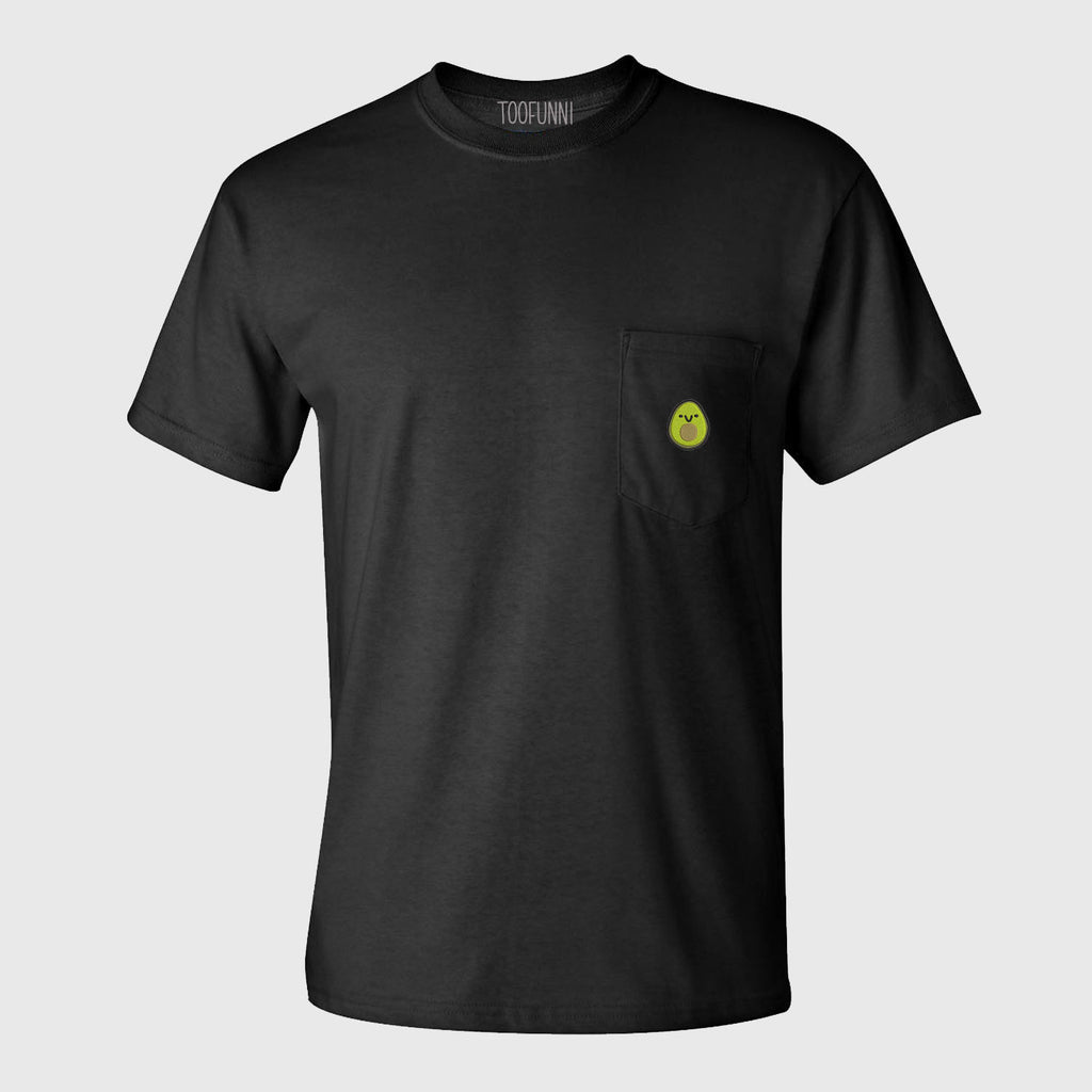 AVOCADO - Pocket T-shirt