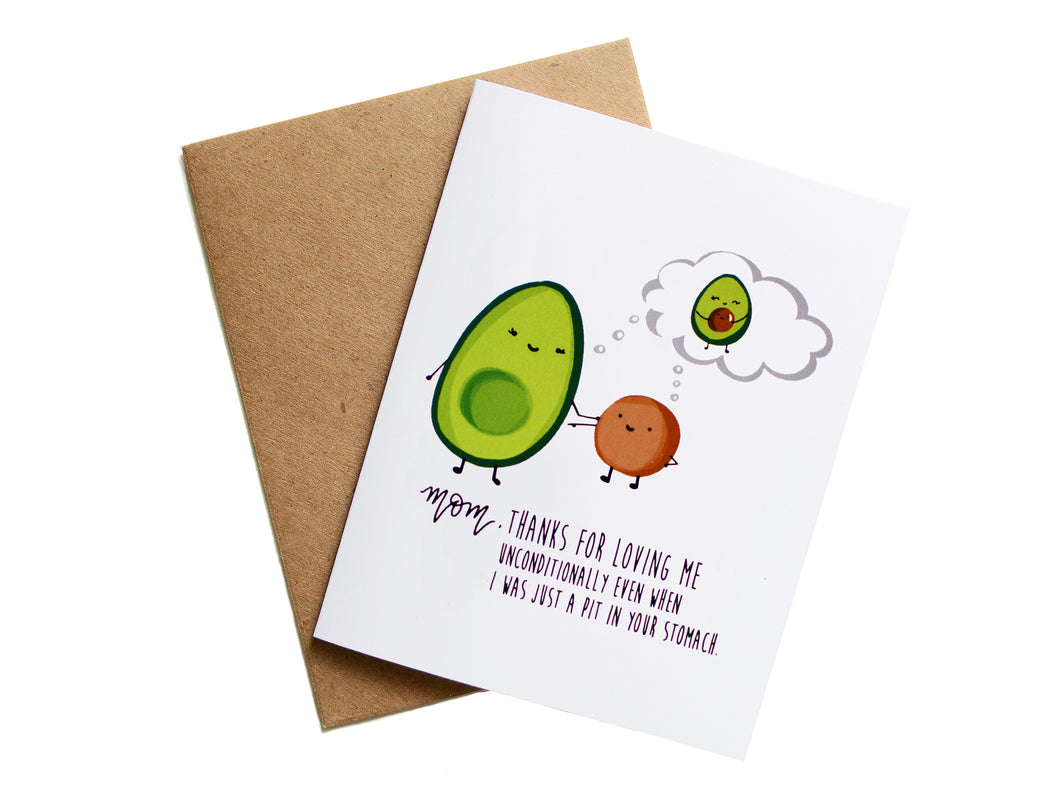 AVO MOM - Card