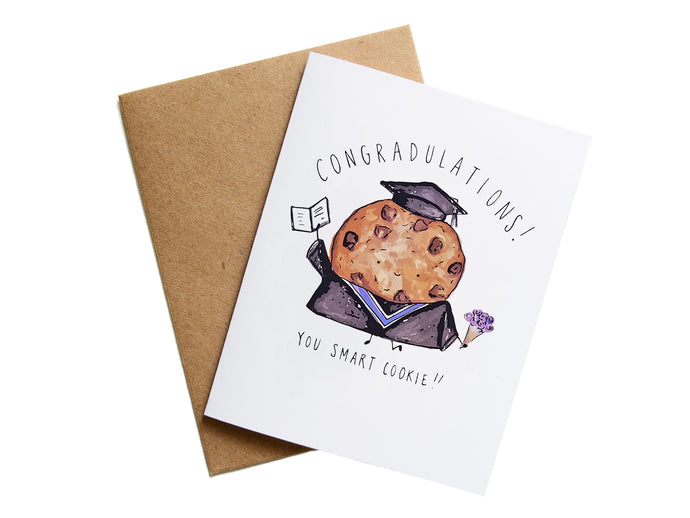 CONGRADULATIONS - Card