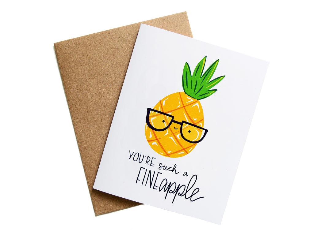 FINEAPPLE - Card