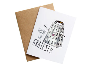 THE GRATEST - Card