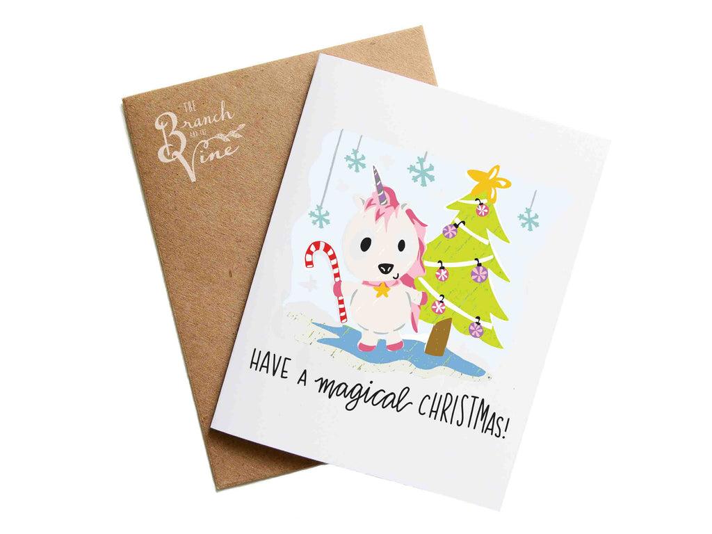 MAGICAL XMAS - Card