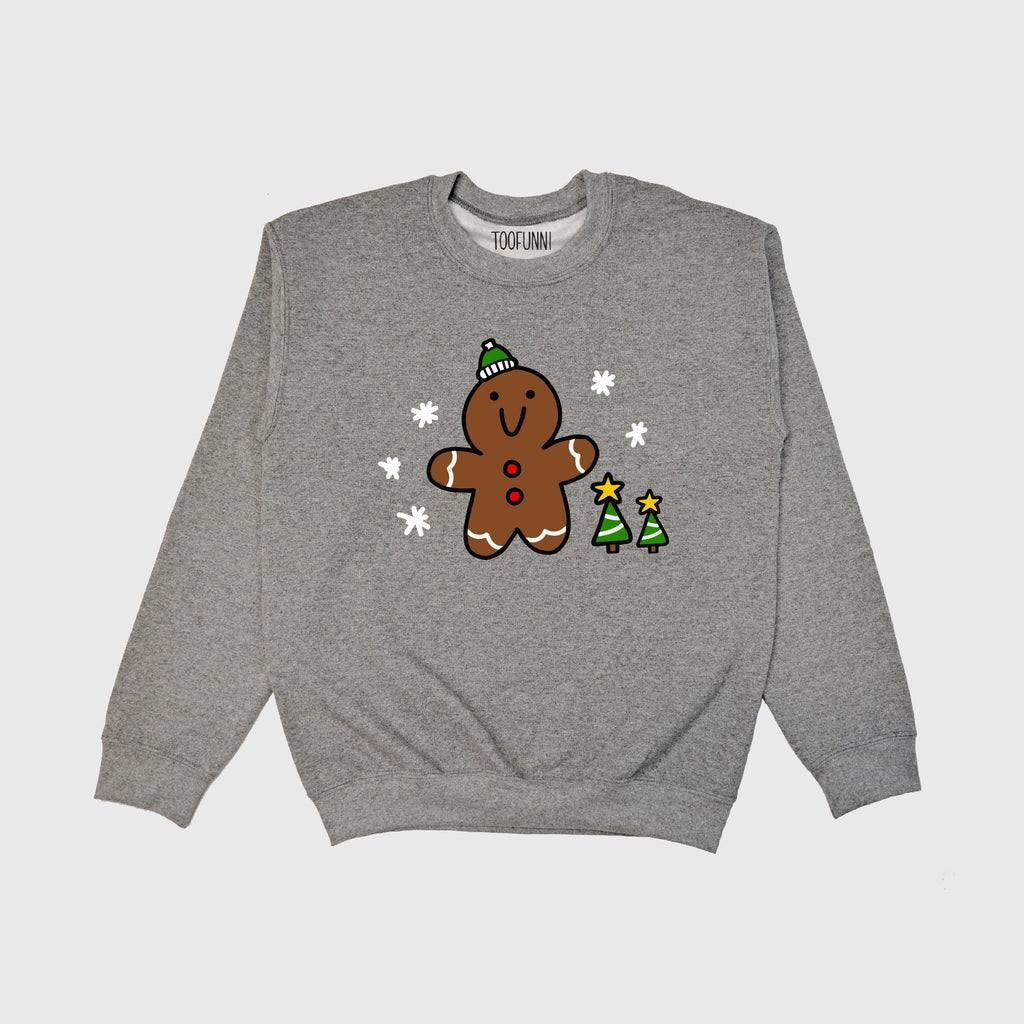 CHRISTMAS GINGERBREAD - Sweatshirt