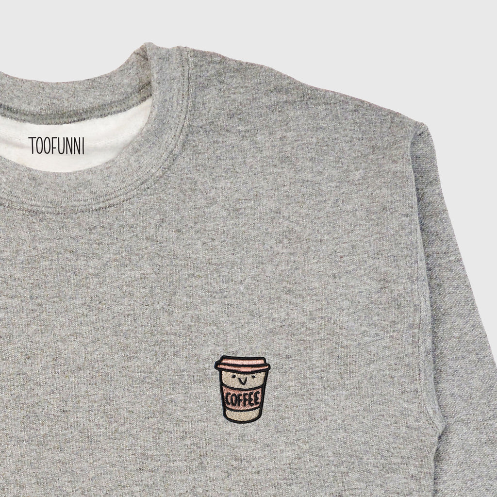 COFFEE PINK - Sweatshirt or Hoodie