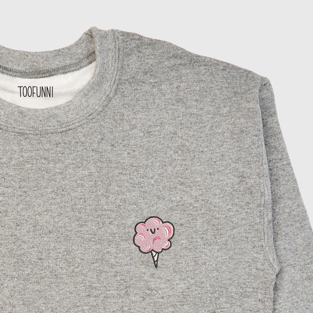COTTON CANDY - Sweatshirt or Hoodie