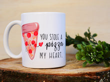 PIZZA MY HEART - Mug