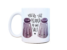 SALT & PEPPER - Mug