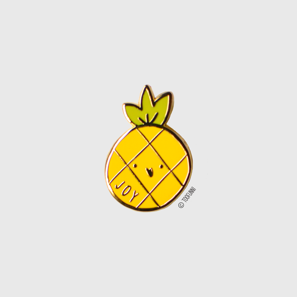 JOY - Enamel Pin