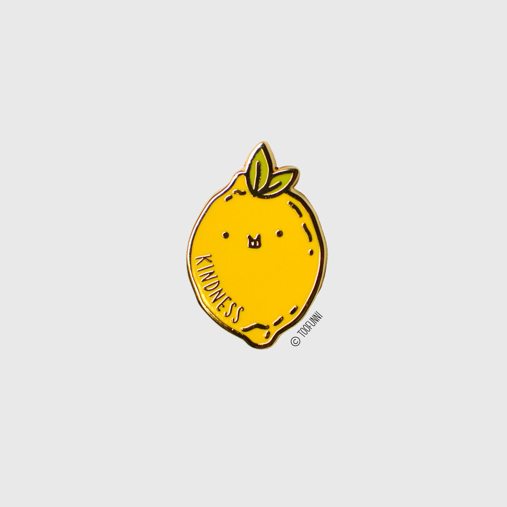 KINDNESS - Enamel Pin