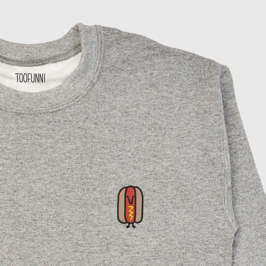 HOT DOG - Sweatshirt or Hoodie