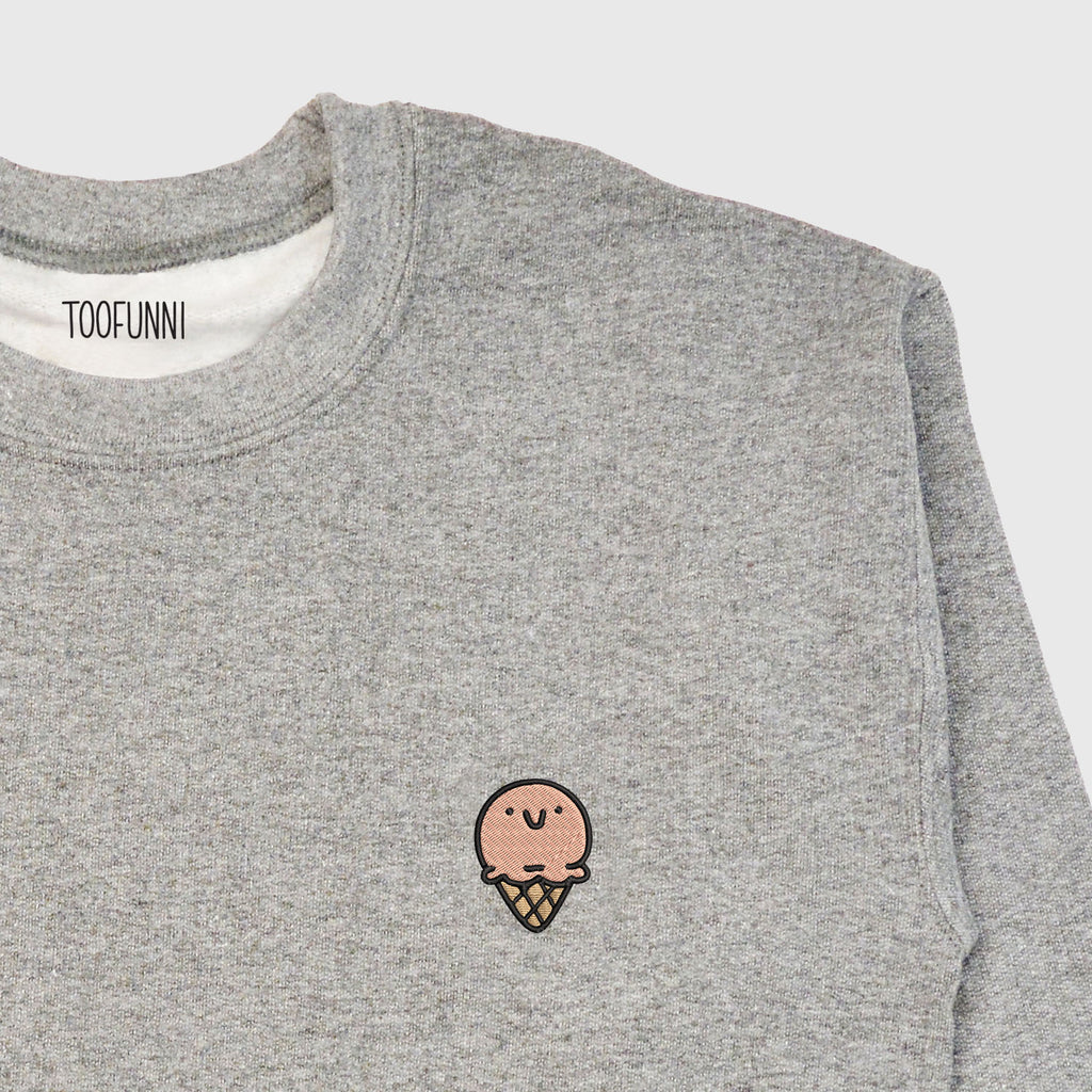 ICE CREAM - Sweatshirt or Hoodie