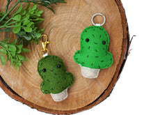 CACTUS - | Keychain | Ornament | or | Magnet |