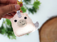 UNICORN - | Keychain | Ornament | or | Magnet |